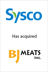 Sysco - Transaction Advisory