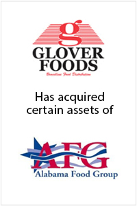 Glover Foods - Transaction Advisory