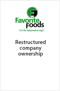 Favorite Foods - Transaction Advisory