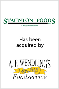 Staunton Foods - Transaction Advisory