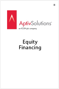 Equity Financing - Transaction Advisory Services